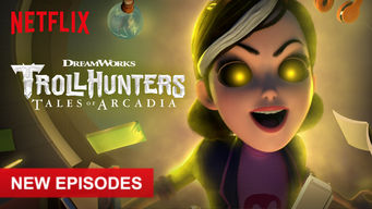 Trollhunters: Tales of Arcadia: Part 3